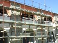 tinteggiatura esterna svolta presso Hotel del golfo in Procchio